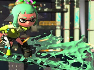 1 op de 2 heeft Splatoon 2 in Japan