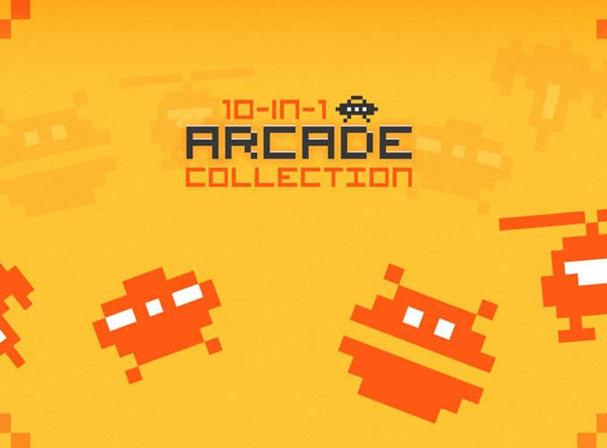 Release - 10-in-1: Arcade Collection