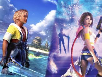 10 Minutes footage – Final Fantasy X-2