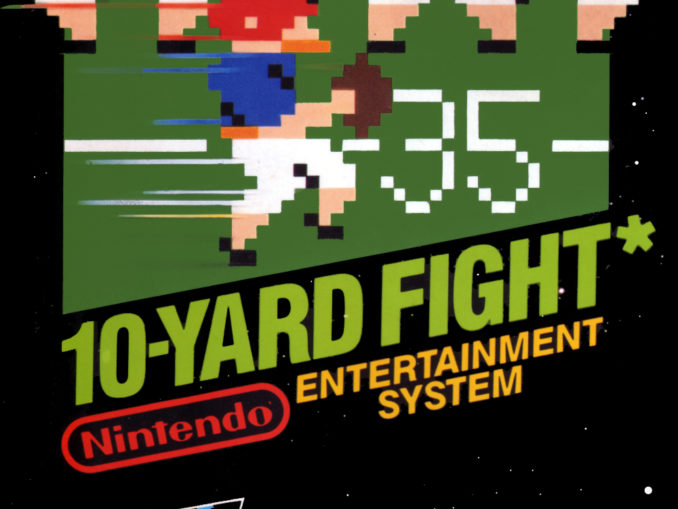 Release - 10-Yard Fight
