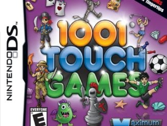 Release - 1001 Touch Games