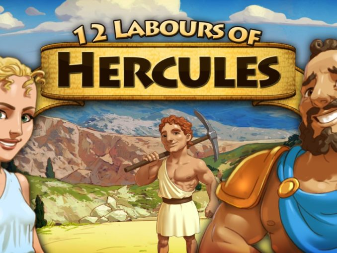 Release - 12 Labours of Hercules