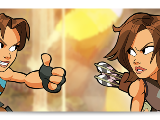 Lara Croft joins Brawlhalla