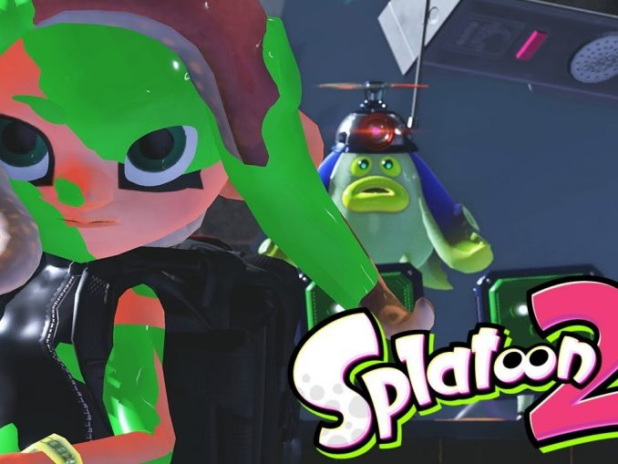 News - 13 juli van start met Splatoon 2: Octo Expansion?