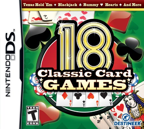 Release - 18 Classic Card Games