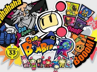 Release - Super Bomberman R
