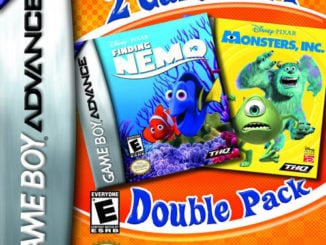 Release - 2 Games In 1 Double Pack: Finding Nemo / Monsters, Inc.