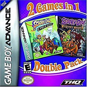 2 Games in 1 Double Pack: Scooby-Doo and the Cyber Chase / Scooby-Doo! Mystery Mayhem