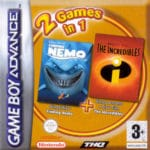 2 Games In 1: Finding Nemo / The Incredibles