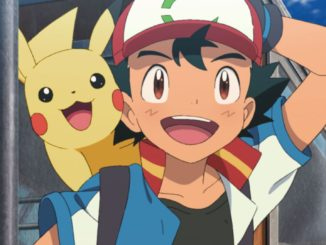 2-Minute Preview upcoming Pokemon animated movie