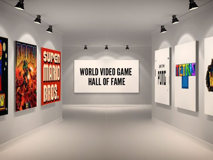 Nieuws - 2018 World Video Game Eregalerij finalisten aangekondigd