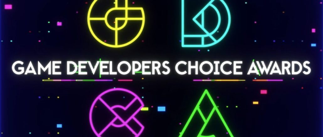 2019 Game Developer Choice Awards genomineerden bekend
