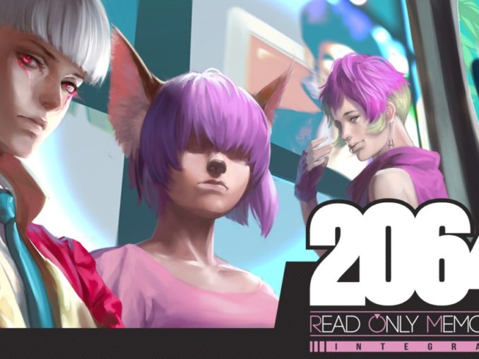 Release - 2064: Read Only Memories INTEGRAL