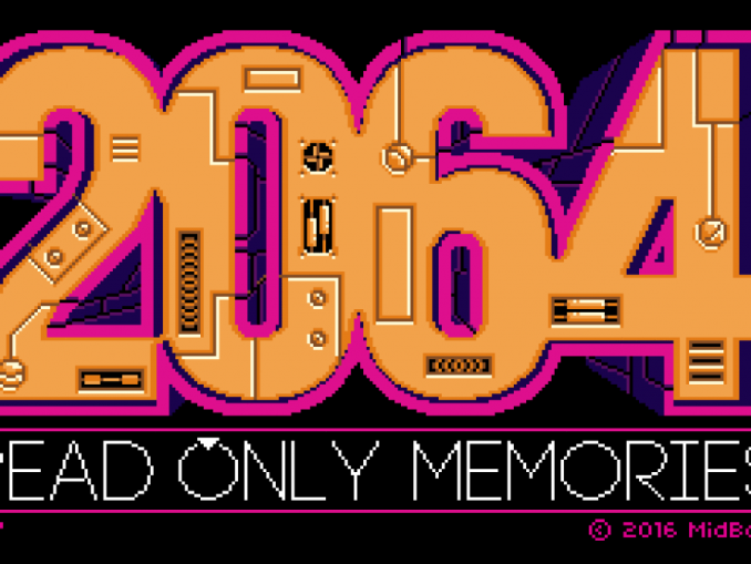 Nieuws - 2064: Read Only Memories Integral komt in April