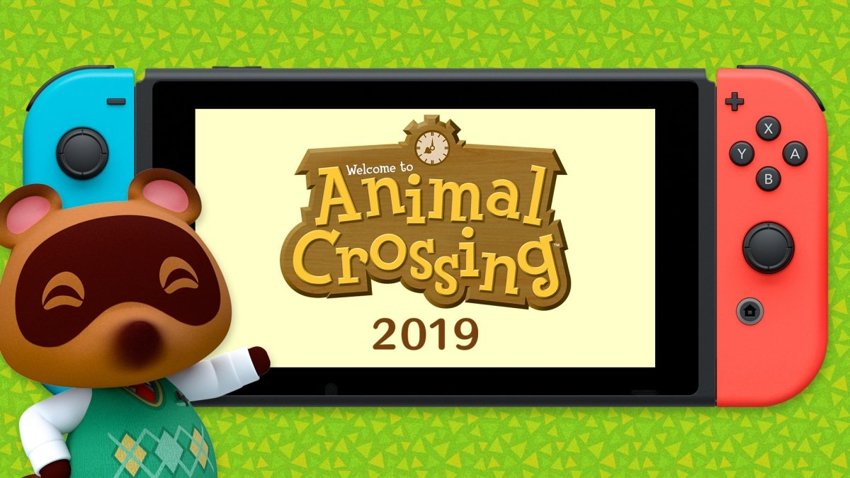 Animal Crossing kwartaal 1 van 2019?