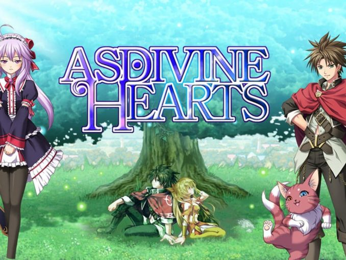News - Asdivine Hearts is coming