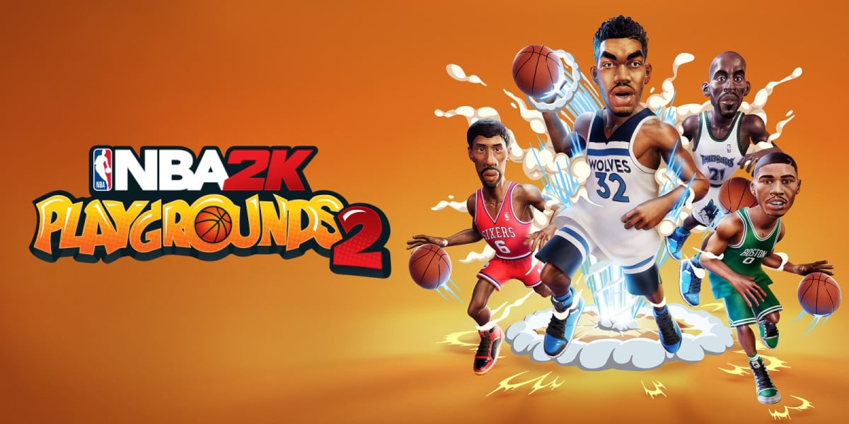 2K Games announces Cross-Play NBA 2K Playgrounds 2