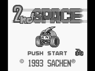 2nd Space