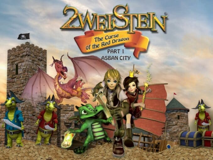 Release - 2weistein – The Curse of the Red Dragon