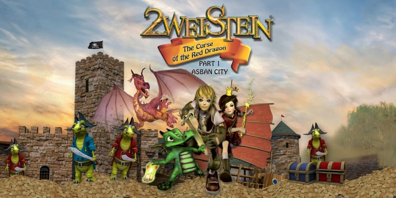 2weistein – The Curse of the Red Dragon