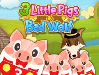 Release - 3 Little Pigs & Bad Wolf