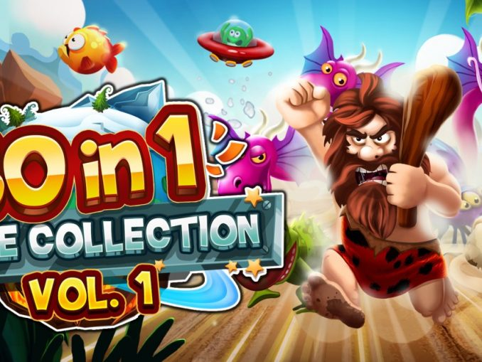 Release - 30-in-1 Game Collection: Volume 1