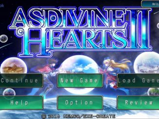 30 minutes Asdivine Hearts II gameplay