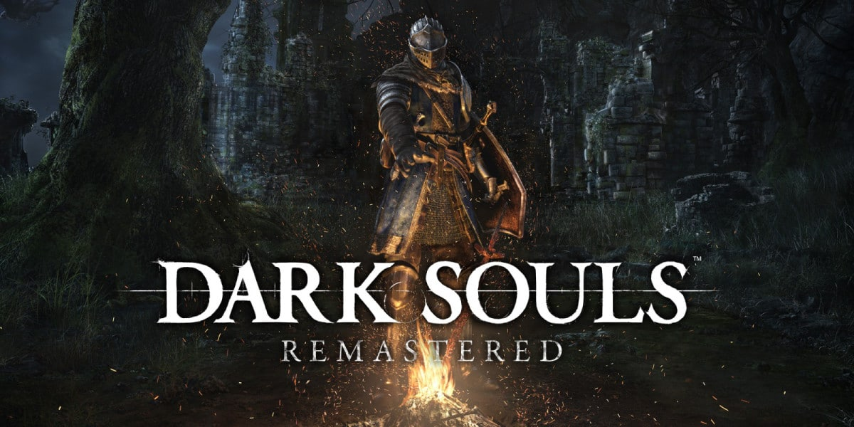 Dark Souls Remastered still suffers with compressed audio