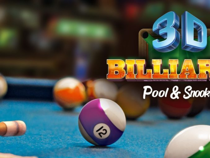 Release - 3D Billiards – Pool & Snooker