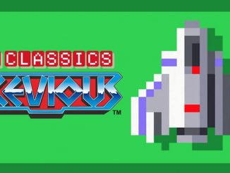 Release - 3D Classics Xevious™