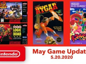 New NES & SNES games for May 2020 – Nintendo Switch Online