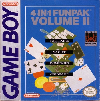 Release - 4-in-1 Funpak: Volume II