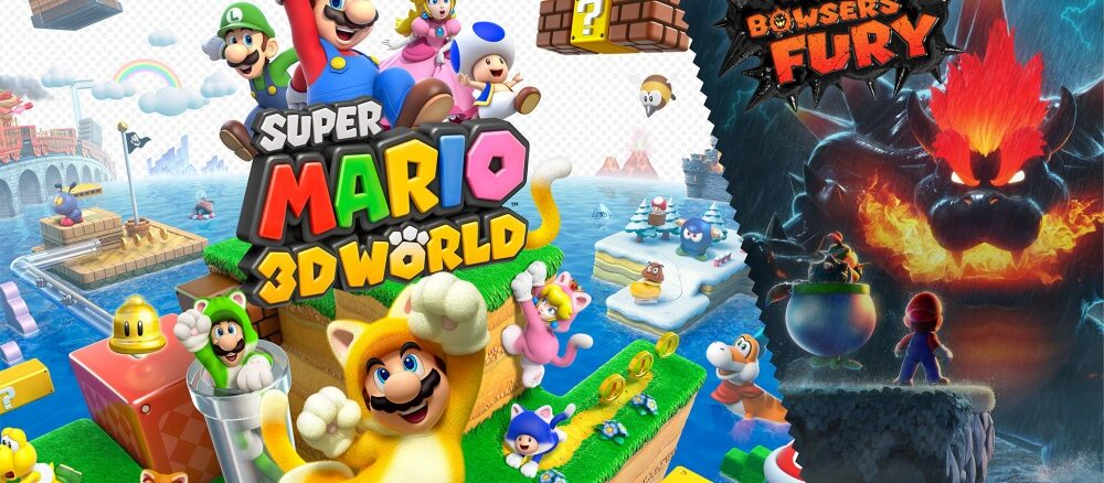 4 spelers Captain Toad multiplayer voor Super Mario 3D World + Bowser's Fury