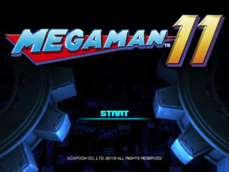 40-ish people involved in developing Mega Man 11