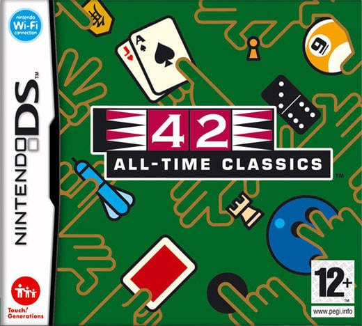 Release - 42 All-Time Classics