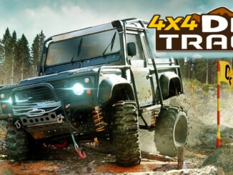 Release - 4×4 Dirt Track
