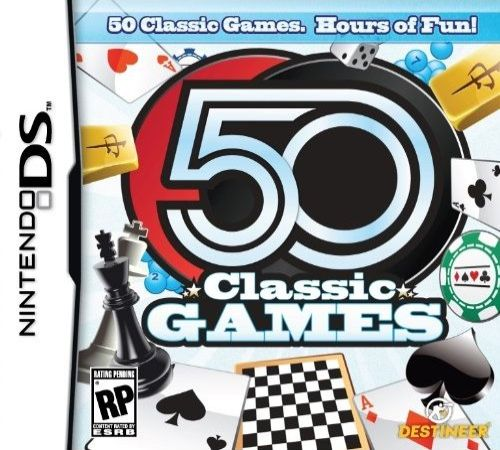 Release - 50 Classic Games