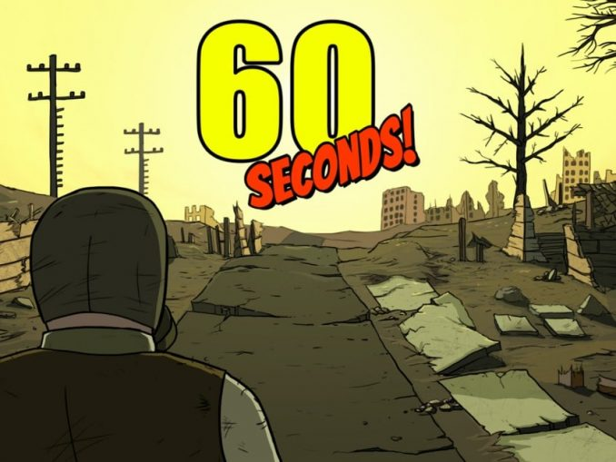 Release - 60 Seconds!