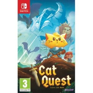 Cat Quest Box Art