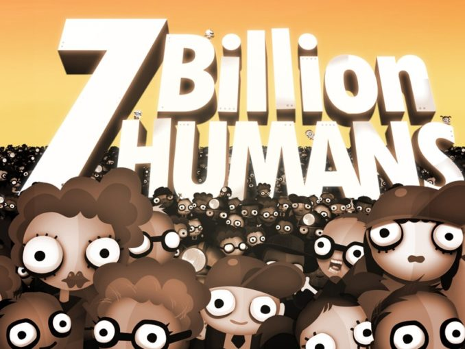 Release - 7 Billion Humans
