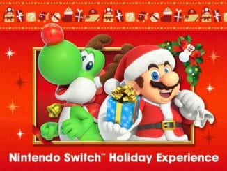 Nintendo Switch Winter TV Commercials
