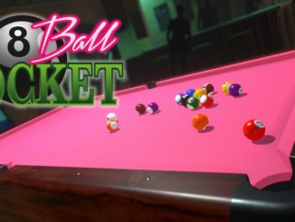 Release - 8-Ball Pocket