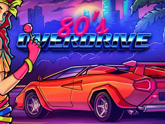 Release - 80's OVERDRIVE