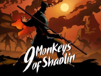 Release - 9 Monkeys of Shaolin