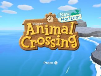 Animal Crossing: New Horizons – Japanese commercial released