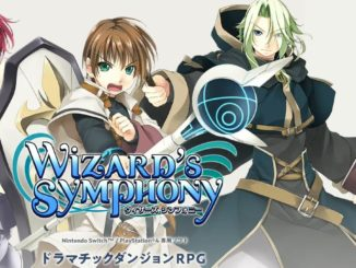 Wizard's Symphony gameplay footage