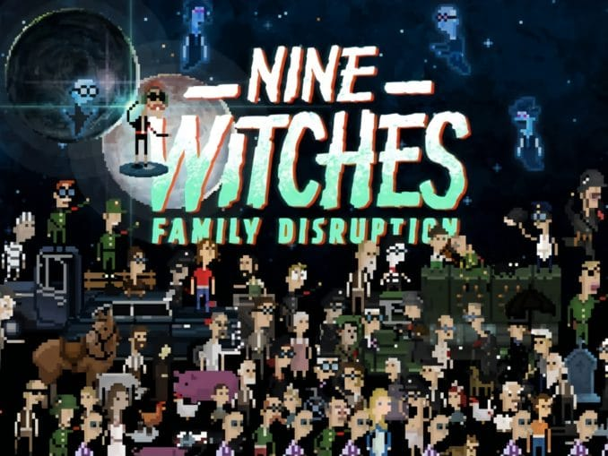 Nieuws - Nine Witches: Family Disruption aangekondigd