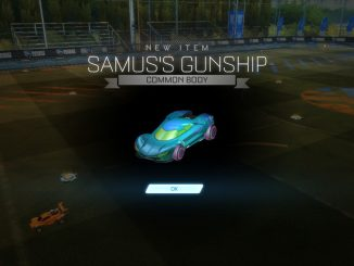 rocket league - SAMUS