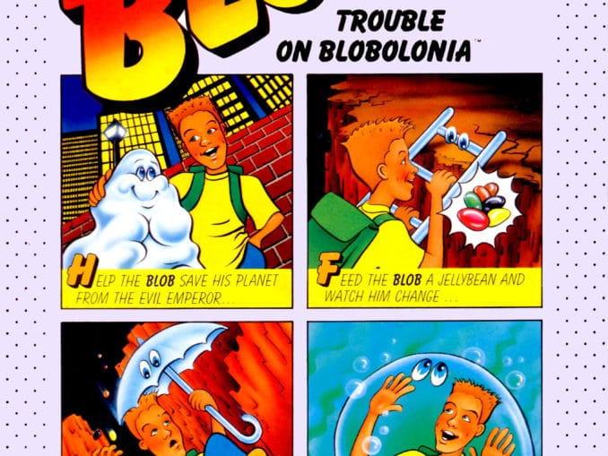 Release - A Boy and His Blob: Trouble on Blobolonia