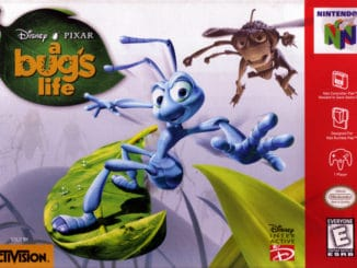 Release - A Bug's Life